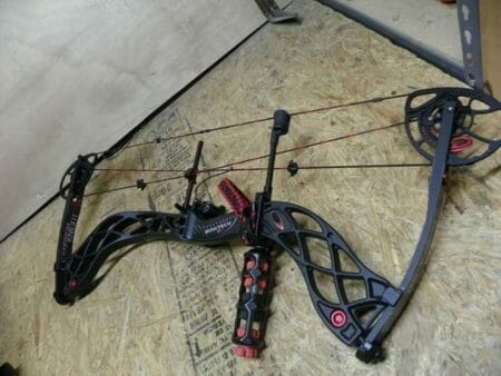 Review of the bowtech carbon knight