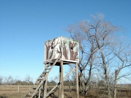 Best Deer Stand Blind Elevator Bracket
